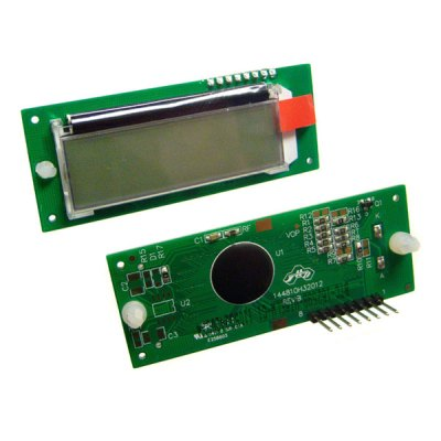 Raypak LCD Display Module 013464F PCB 013640F