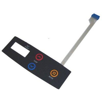 Raypak Heater Switch/Decal Membrane 009492F