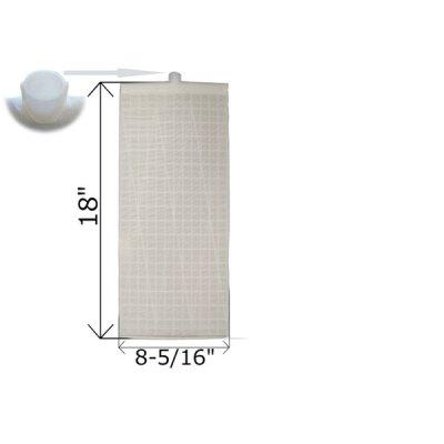 Rectangular DE Grid 18 in. x 8 5/16 in. FG-3008 FC-9815