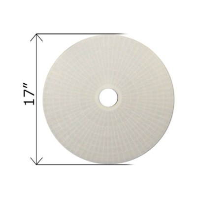 Spin Filter Round DE Grid 17 in. Anthony S-0176 FC-9920