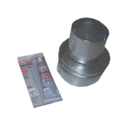 Sta-Rite Heater Metal Flue Collar 77707-0076