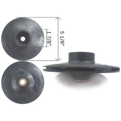 Sta-Rite Impeller 2 HP Max-E-Glas Dura-Glas C105-137PDA