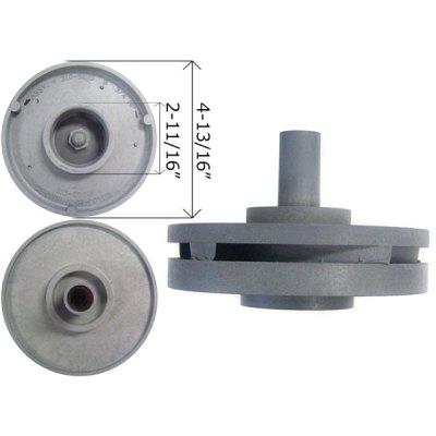 Waterway 1.5 HP Impeller Center Discharge Pump 310-5140