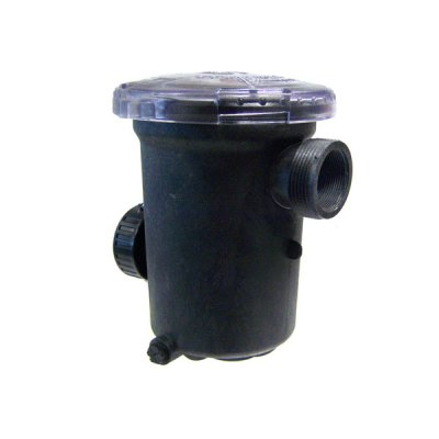 Waterway 1.5 in. X 1.5 in. Pump Leaf Trap 6 in. 310-5400