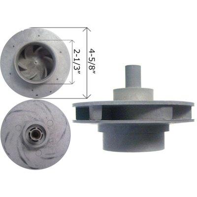 Waterway 2 HP Impeller Executive 56-Frame Pump 310-4210