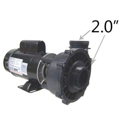 Waterway 2 Speed 2.0 HP 230V Spa Pump 3420820-1A