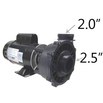 Waterway 2 Speed 4.5 HP 230V Spa Pump 3421821-13