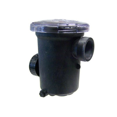 Waterway 2 in. X 2 in. Pump Leaf Trap 6 in. 310-6600