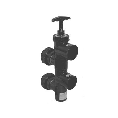 Waterway Crystal Water DE Filter Push & Pull Valve 600-1500