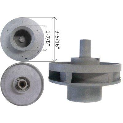 Waterway Impeller Hi-Flo Side Discharge 0.75 HP Pump 310-3990