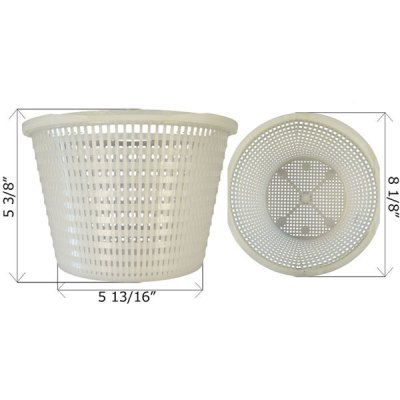 Waterway Renegade Skimmer Basket 519-3240