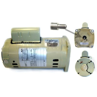 Pentair WhisperFlo SuperFlo Challenger Pump 1 HP Motor 071314S 355010S