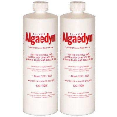 Algaedyn Silver Algea Remover Algaecide 32 oz. 47-600 - 2 Pack