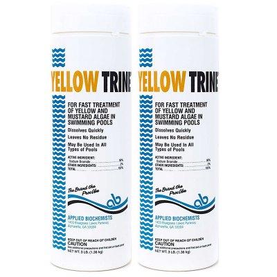 Applied Biochemists Yellow Trine Mustard Algaecide 408622 - 2 Pack