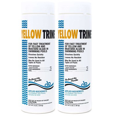 Applied Biochemists Yellow Trine Mustard Algaecide 408622 - 2 Pack