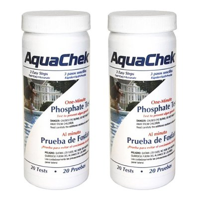 AquaChek One Minute Phosphate Test Kit 562227 - 2 Pack