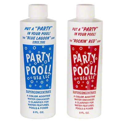 Baby Gender Reveal Party Pool Water Dye Set