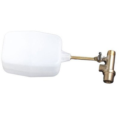 CMP AquaLevel  Pool Water Leveler Brass Float Valve 25504-000-400