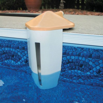 CMP AquaLevel Tan Lid Pool Automatic Water Leveler 25604-009-000