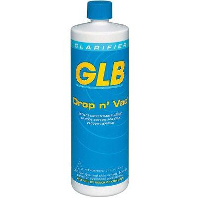 GLB 1-Quart Drop n' Vac Pool Swimming Water Clarifier 71408