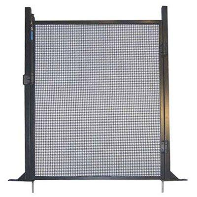 GLI Pool Safety Fence Gate Black 36 in. X 48 in. 30-0400-BLK-GATE-CGS
