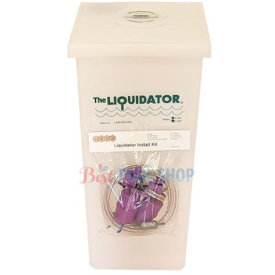 Hasa 8 Gallon C-201 Liquidator Liquid Chlorine Feeder 96101