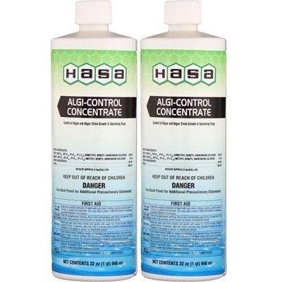Hasa Algi Control Concentrate Green Algaecide 32oz. 72121 - 2 Pack