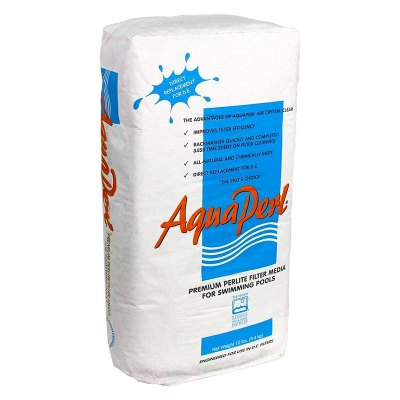 Hasa Aqua Perl Swimming Pool Filter Powder Media 12.5lb 81612