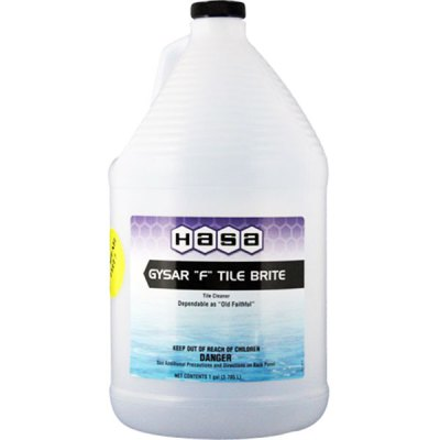 Hasa Gysar Pool Tile Cleaner Brite F 77041