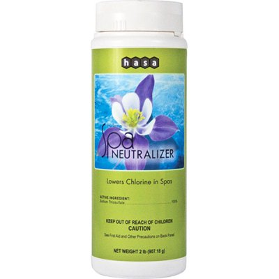 Hasa Hi-Temp Spa Chlorine Neutralizer 81412