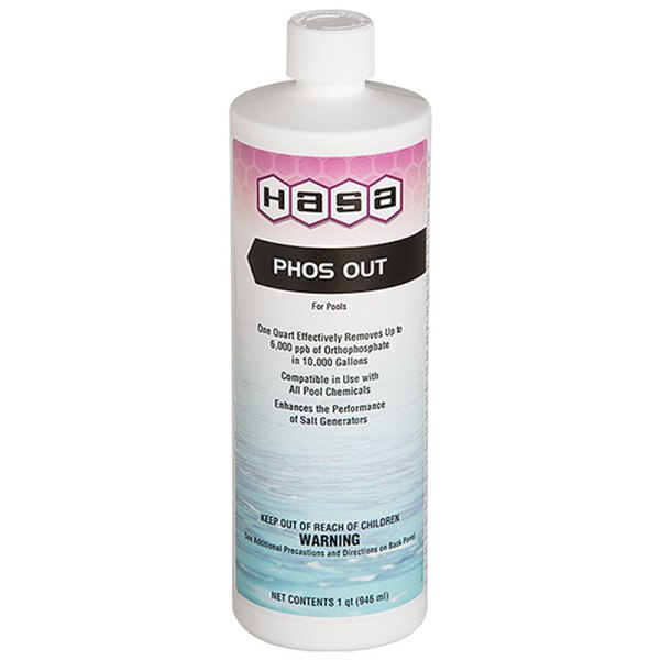 Hasa Phos Out Swimming Pool Phosphate Remover 77121