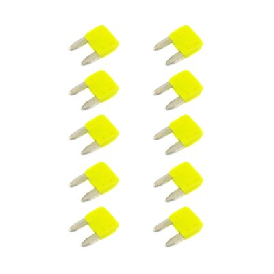 Hayward Fuse Yellow 20A GLX-F20A-10PK - 10 Pack