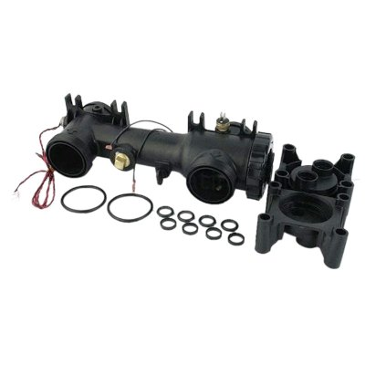 Hayward H-Series Low NOx Heater Header Assembly FDXLFHA1930
