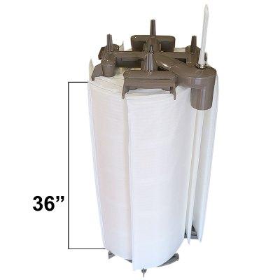 Replacement Pro-Grid Filter Element Cluster DEX7200DC