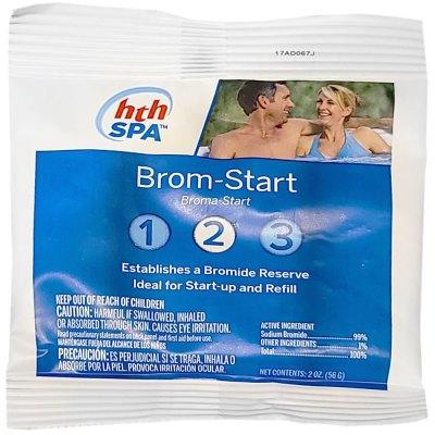 HTH Spa Brom-Start Sodium Bromide Care 2oz. 81107