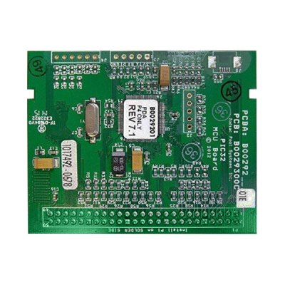 Jandy Zodiac AquaLink PDA-P4 50-Pin CPU Board REV 7.1 R0586100