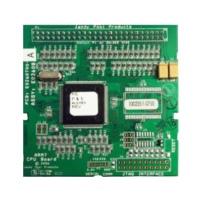 Jandy Zodiac AquaLink RS-PS8 50-Pin CPU Board R0466801