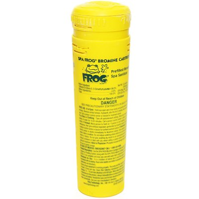 King Technology Spa Frog Bromine Cartridge 01-14-3824