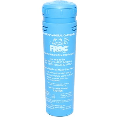 King Technology Spa Frog Mineral Cartridge 01-14-3812