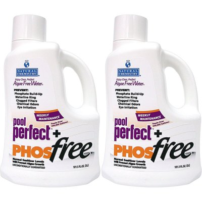 Natural Chemistry 3L Pool Perfect + PhosFree 05131 - 2 Pack