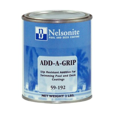 Nelsonite ADD-A-GRIP Swimming Pool Paint Texturing Agent 2lbs 59-192