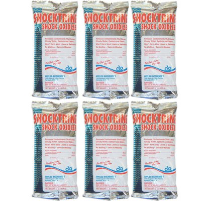 Non-chlorine Shock Shocktrine 1 lb 23411 - 6 Pack