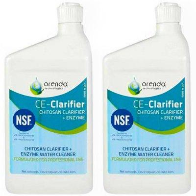 Orenda CE-Clarifier Chitosan Clarifier + Enzyme 32oz. ORE-50-140