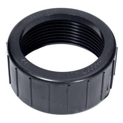 Pentair Filter Backwash Valve & SuperMax Pump Black Nut 270141