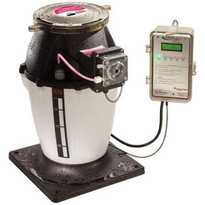 Pentair IntellipH Muriatic Acid Feed Canister with Controller 521377
