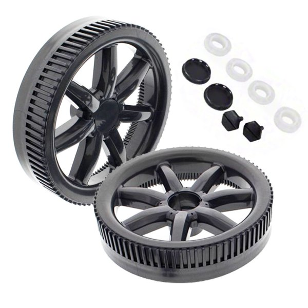 Pentair Racer Pressure Side Pool Cleaner Large Wheel Kit 360235