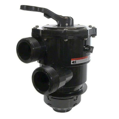Pentair Tagelus Pool Filter Multiport Backwash Valve ABS Clamp 263085
