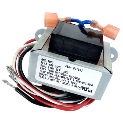 Pentair Transformer 24 Vac With Circuit Breaker 471360