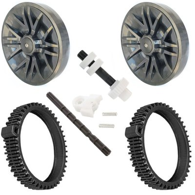 Pentair V2 Rebel Suction Side Pool Cleaner Tune Up Pack Kit 360517