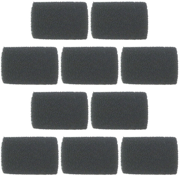 10 Pack Polaris Sweep Hose Scrubber 9-100-3105 Pool Cleaner 180 280 360 380 480